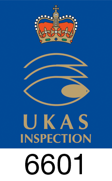 UKAS Inspection (6601)